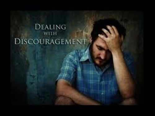 DealingDiscouragement